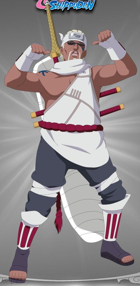 Personajes - Naruto