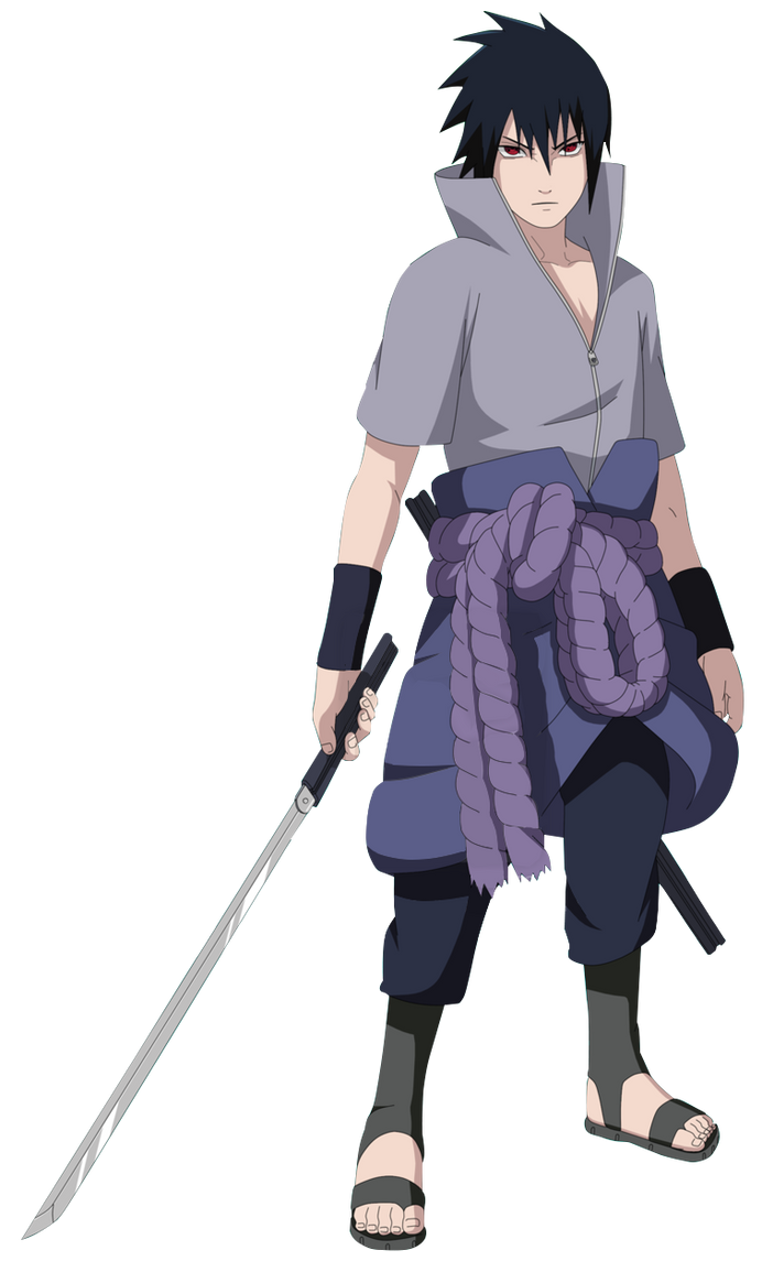 Uchiha Sasuke (Taka) Minecraft Skin