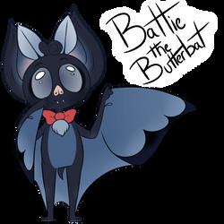 Battie the ButterBat