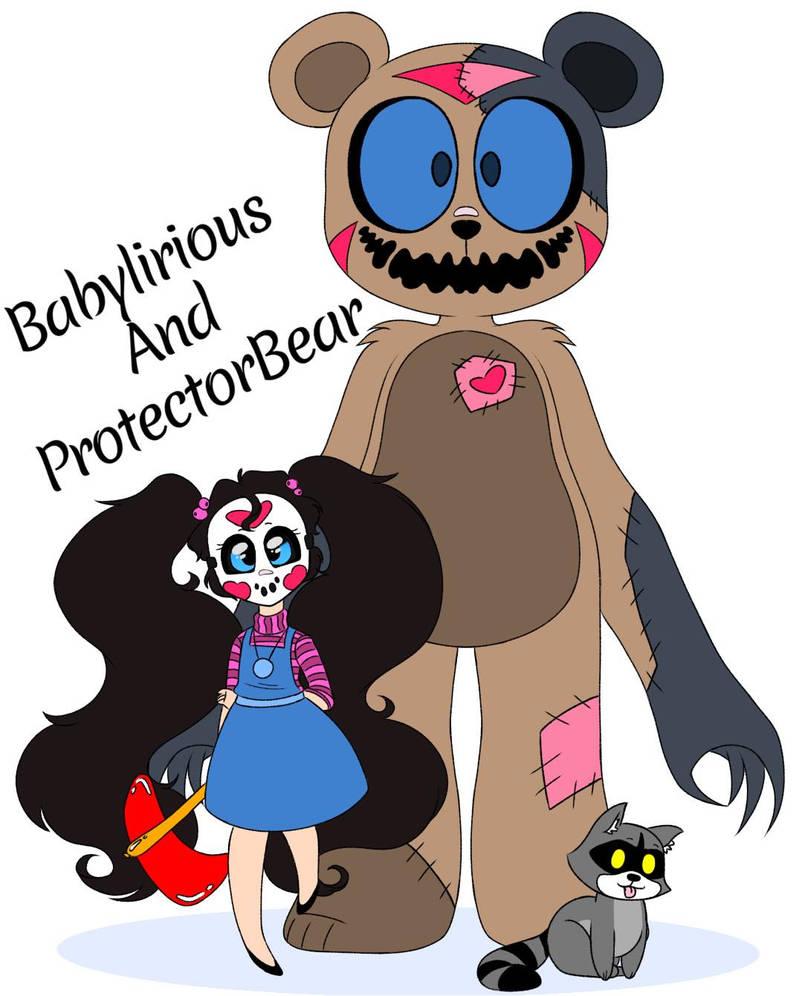Babylirious w: ProtectorBear