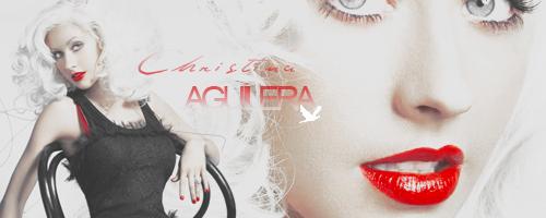 christina aguilera by SavingMel
