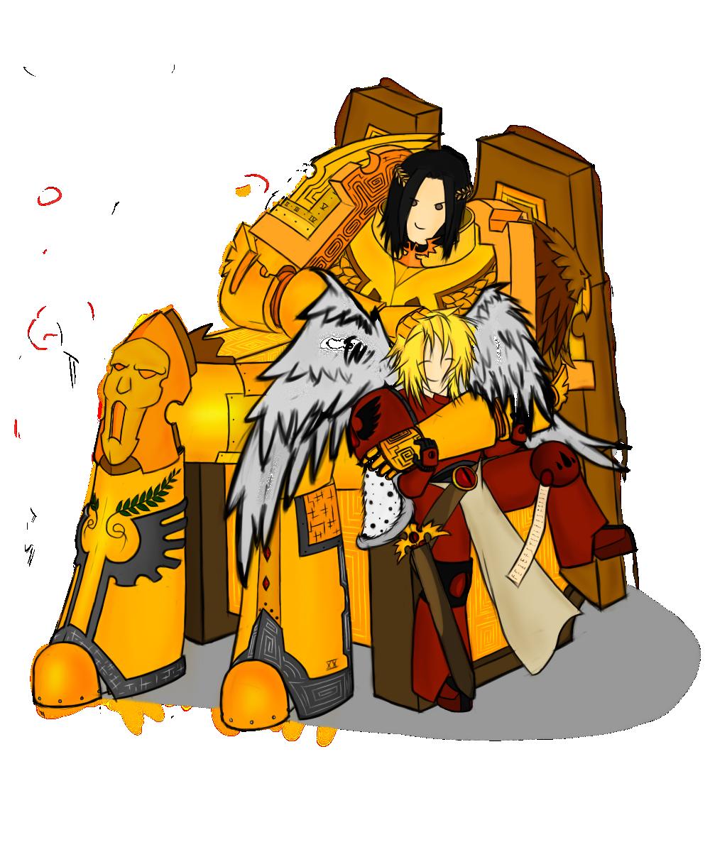 Emperor's Little Angel by Sallar47