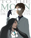 To the Moon - Eva and Neil