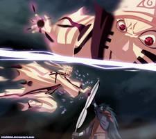 Naruto 601 - Naruto Vs Madara by AllanWade