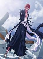 Bleach 512: Kurosaki Ichigo by AllanWade