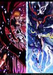 Ichigo And Rukia (Collab)