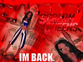MMD X Scream Queens Im Back by YumiNaoChan