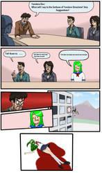 Board Room Meeting Suggestions (MEME) by YumiNaoChan