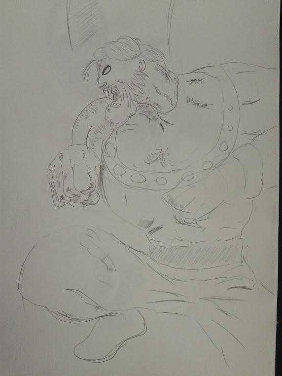 Sabretooth Sketch 133423 by Ghostdogcs