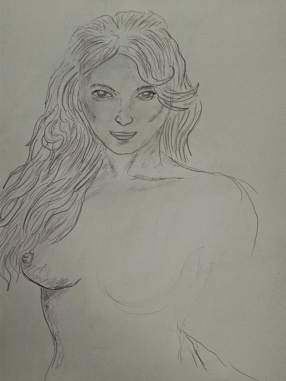 A Woman (not finished) 133509 by Ghostdogcs
