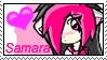 Samara Stamp by ReaperLove