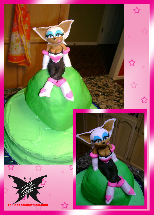 Image Result For Rouge Birthday Cake