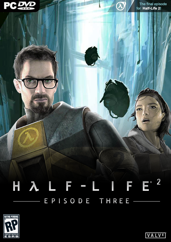 Half-Life 2: Episode Three by adamayo