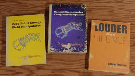 Half-Life books