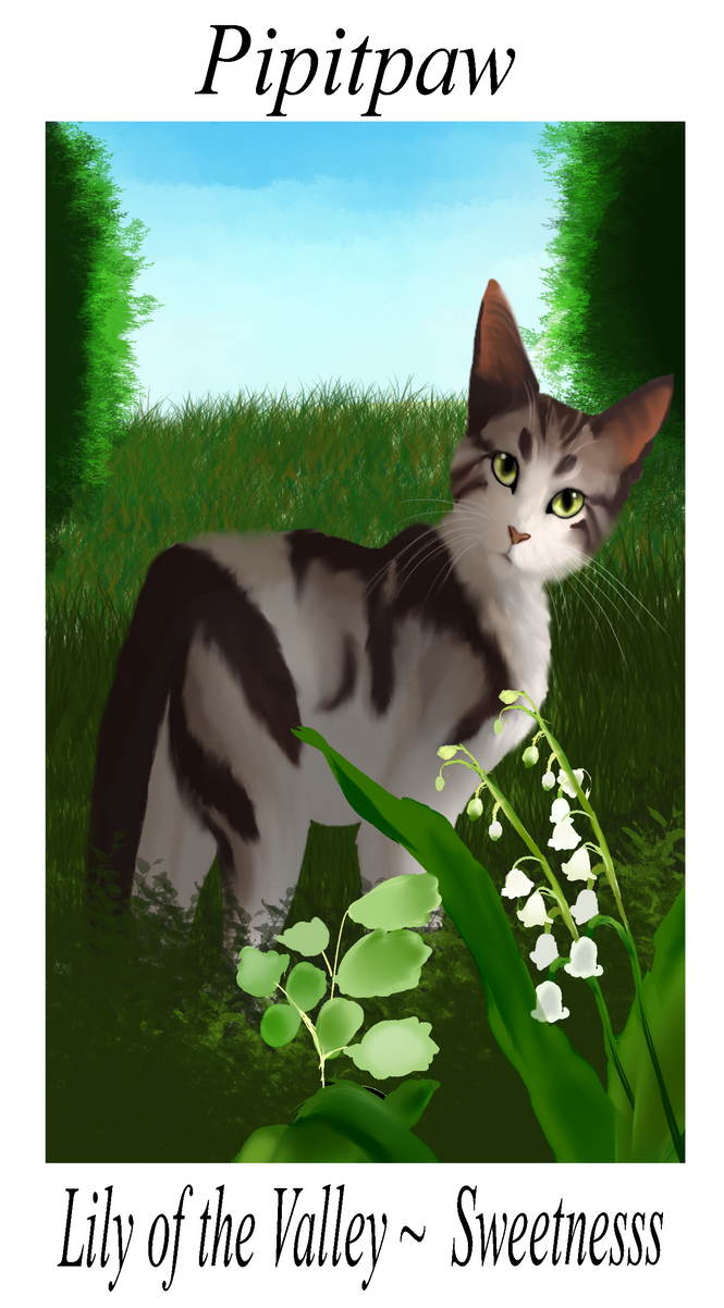 [COMM] Lily of the Valley by 5SingingRobins