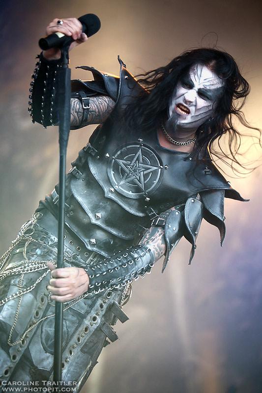 Dimmu Borgir at Hellfest VI by CaroFiresoul