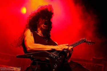 Morbid Angel at Hellfest