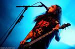 Slayer at Hellfest II by CaroFiresoul