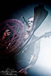 Behemoth 2012 - II by CaroFiresoul