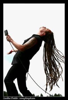 Amorphis at Bang Your Head