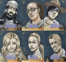 Walking Dead Comic Book Series 2
