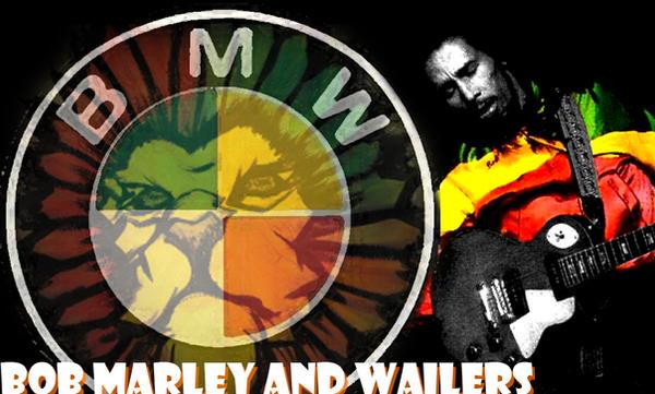 BMW Bob Marley and the Wailers by kriz7nwa on DeviantArt