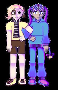 Bobby and Donkey