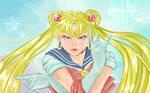 Sailor Moon (Redraw)