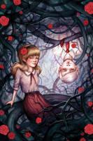 Children's Book Cover Illustration by kellymckernan