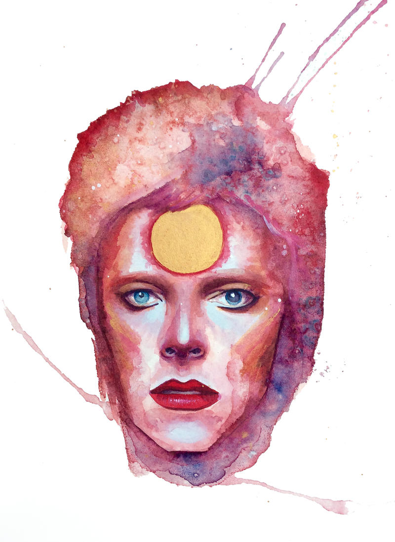 Starman by kellymckernan
