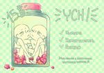 YCH | Starry Jar [ CLOSED]