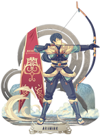 I--N | Endo, Akihiro by kennolini