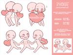 YCH | 2019 Valentine's Day [OPEN]