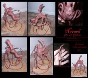 Nevaeh-Sculpture by Flutterby727