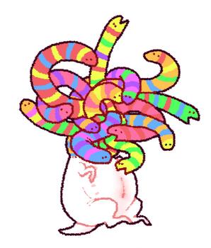 Oh worm?? OTA (OPEN)