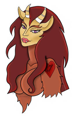 Connie The Hormone Monstress