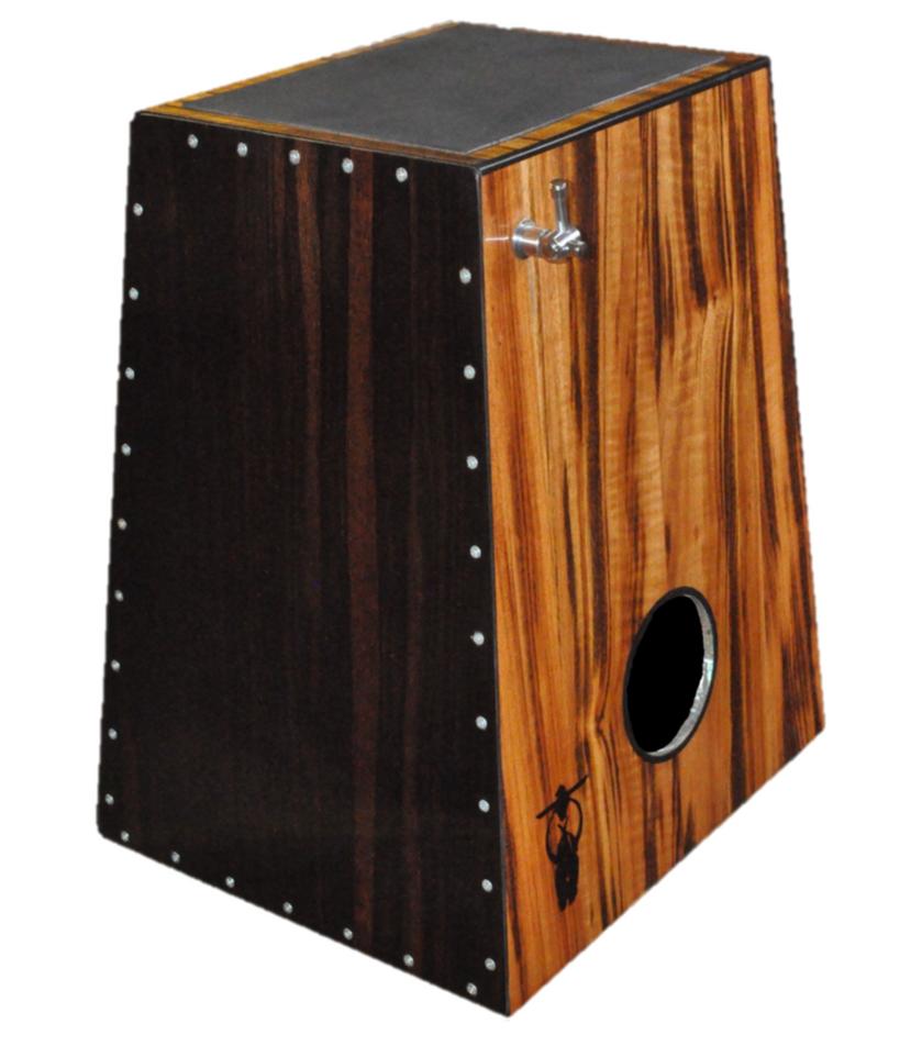 Cajon Drum Box by Bilendricks