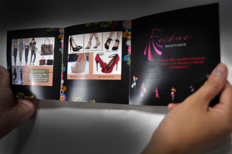 Brochure fashion boutique by zuriana on deviantart for Brochure design for boutiques