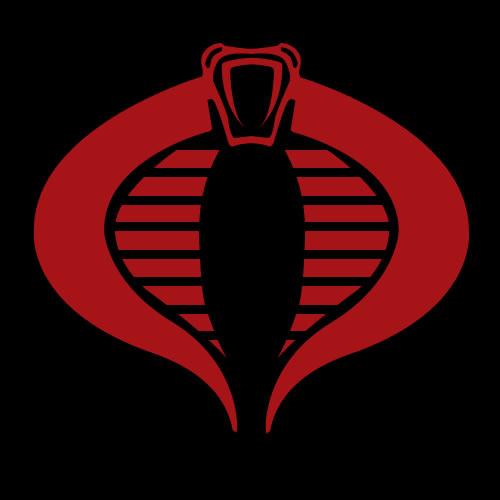 Cobra Commander Logo Wallpaper
