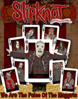 Slipknot Poster Design - Welcome to the Circus by markeddesign12