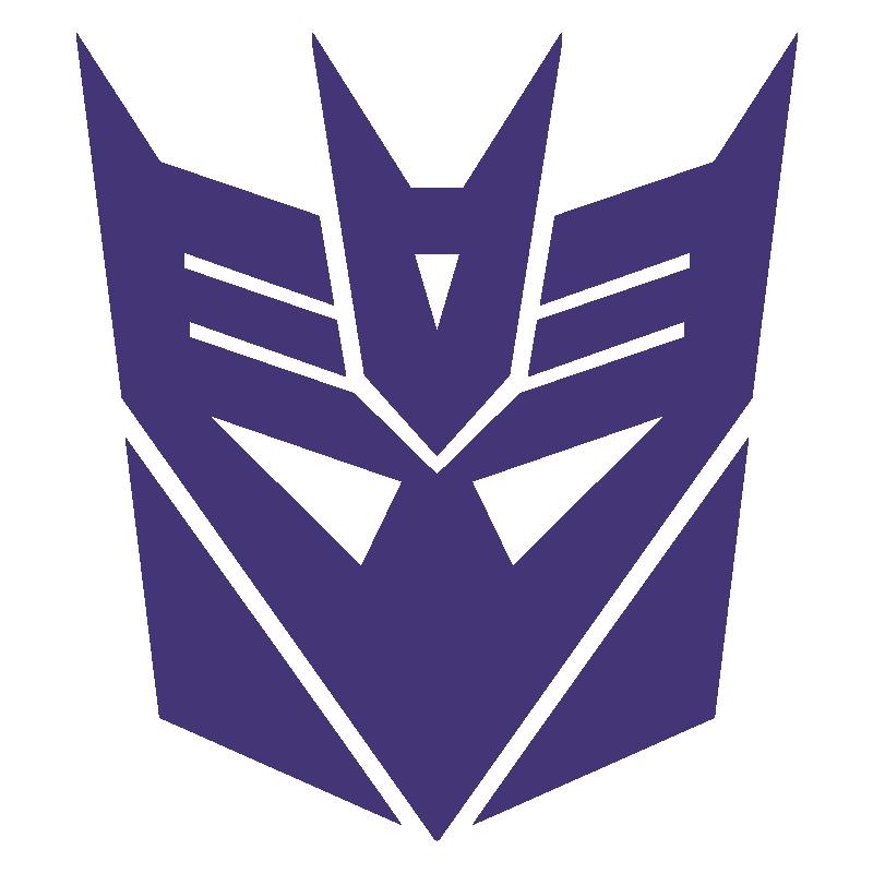 decepticons logo by markeddesign12 on deviantart
