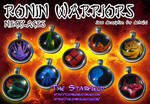 Ronin Warriors Necklaces FOR SALE
