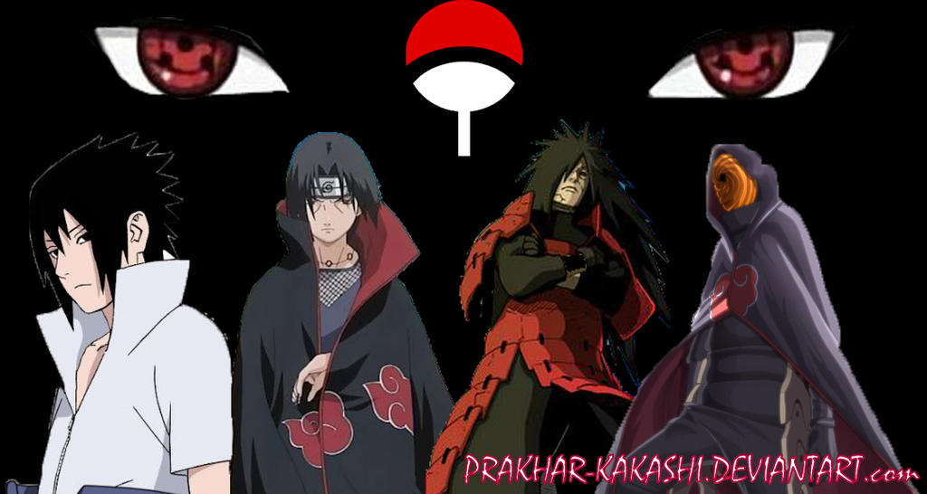 who's the strongest uchiha (without barrow power)