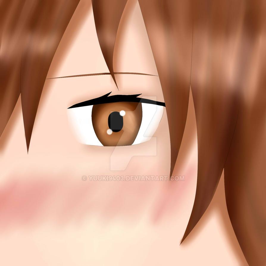 Amber eyes remember every thing by Yuuki9403