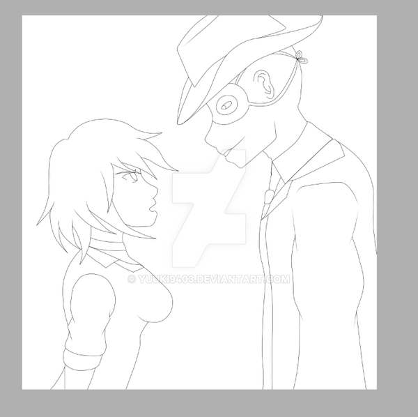 Wip 3 - I won't give up on you - by Yuuki9403