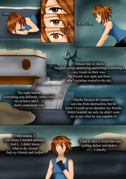 Episode Yuuki Chap 3 The King and the Huntress pt1