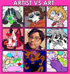 Artist Vs Art Meme