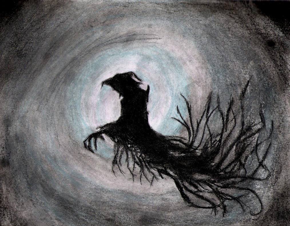 Dementor by BurningPuppets