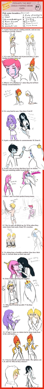 Adventure Time Crack Meme by Jemasbeeky