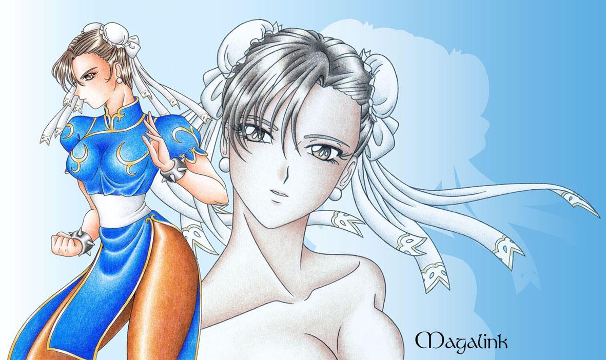 Chun-Li by Maga-Link